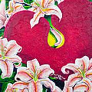 Love Is Flourishing Poster