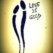 Love Is Good Poster