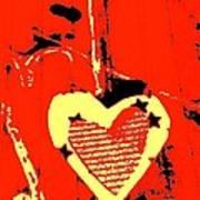Love-star Poster by Dorothy Rafferty