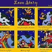 Love Story - The Poster Poster