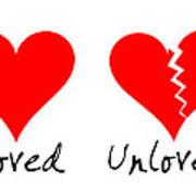 Loved Unloved Poster