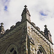 Low Angle View Of A Church, Trinity Poster