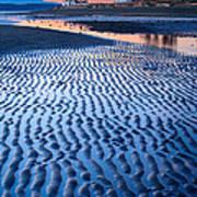 Low Tide In Seattle Poster
