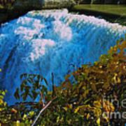 Lower Falls Poster