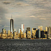 Lower Manhattan 1 Poster