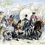 Loyalists & British, 1778 Poster