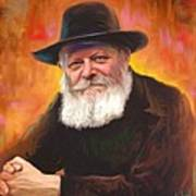 Lubavitcher Rebbe Poster