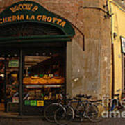 Lucca Italy Poster