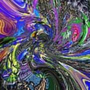 Lucid Dream - The Garden Poster