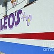 Lucky Leo's Poster