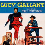 Lucy Gallant, Us Poster Art, From Left Poster