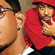 Ludacris Artwork Poster