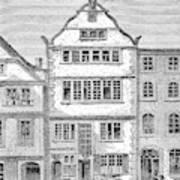 Ludwig Van Beethoven  Birthplace Poster