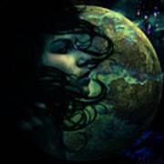 Lunar Child Poster