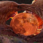 Lunar Furnace Poster
