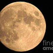 Lunar Mood Poster