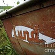 Lund Fishing Boat Poster