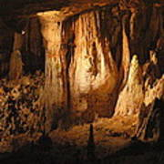 Luray Caverns - 121247 Poster by DC Photographer