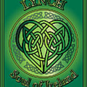 Lynch Soul Of Ireland Poster
