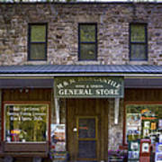 M And M Mercantile Poster
