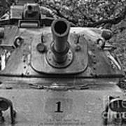 M60 Patton Tank Turret Poster