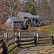 Mabry Mill 2 Poster