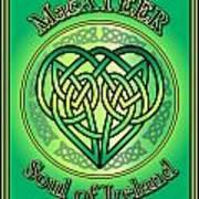 Macateer Soul Of Ireland Poster
