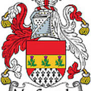 Macconaghy Coat Of Arms Irish Poster