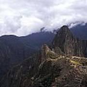Machu Picchu Poster