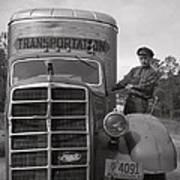 Mack Truck  1943 Poster