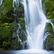 Madison Creek Falls #2 Poster