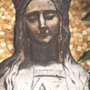 Madonna Praying Poster