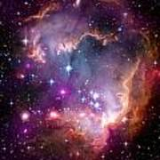 Magellanic Cloud 3 Poster by Jennifer Rondinelli Reilly - Fine Art Photography