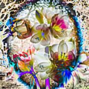 Magic Flowering Poster