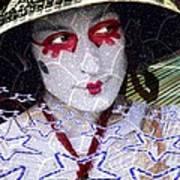 Magic Lady Goddess Poster