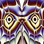 Magic Owl Poster