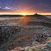 Sunrise South West Iceland Poster