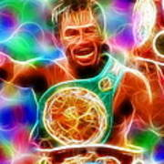 Magical Manny Pacquiao Poster