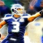 Magical Russell Wilson Poster