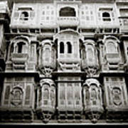 Ancient Jaisalmer Poster
