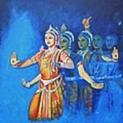 Mahishaasura Mardini Poster