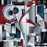 Maiden Voyage Poster by Catherine Abel