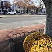 Main Street East Hampton New York Poster