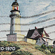 Maine 1820-1970 Poster