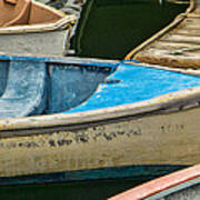 Maine Rowboats Poster