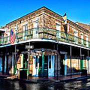 Maison Bourbon - New Orleans Poster