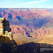 Majestic Grand Canyon Poster