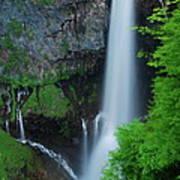 Majestic Kegon Falls Poster