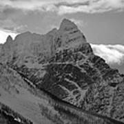Majestic Peaks Poster