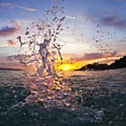Makena Splash Poster